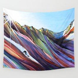 Sunburst Wall Tapestry