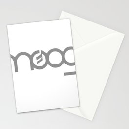 MOOG new Stationery Cards