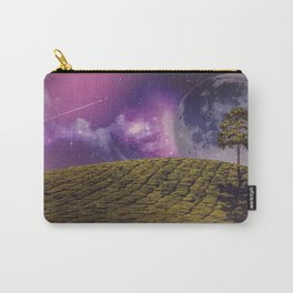Fantasy Tree Moon Carry-All Pouch