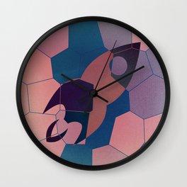 Le voyage Wall Clock