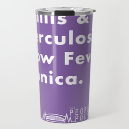 The newest, hottest game show Travel Mug