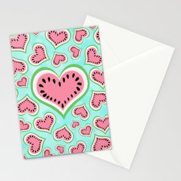 Watermelon Love... Stationery Cards