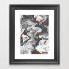 D IS FOR Framed Art Print