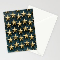 Our Heroes Stood For Us Stationery Cards