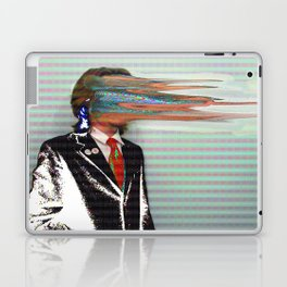 NO ONE AROUND HERE HAS THE GUTS Laptop & iPad Skin