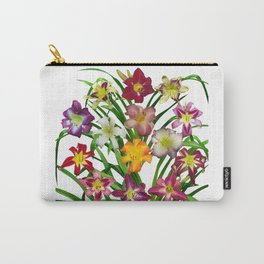 Display of daylilies II Carry-All Pouch