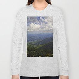 A Distant Gaze Long Sleeve T-shirt