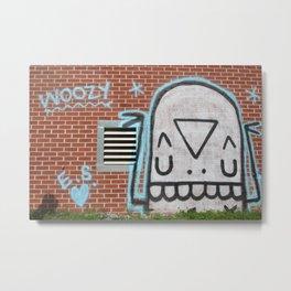 Ozark Woozy Metal Print