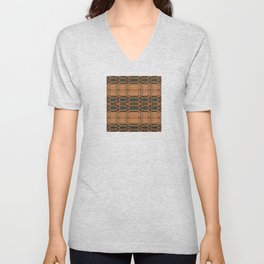 Feeling Peachy - Walk the Line Collection Unisex V-Neck
