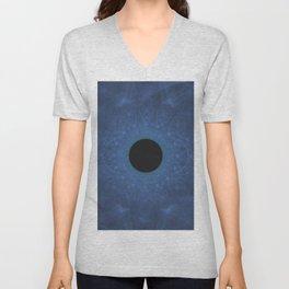 Eye of the Blue Dragon Unisex V-Neck