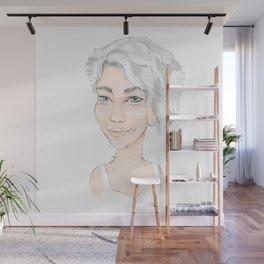Juliana Wall Mural