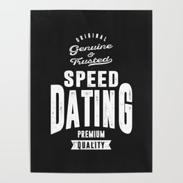 Gift for Speed Dating Poster