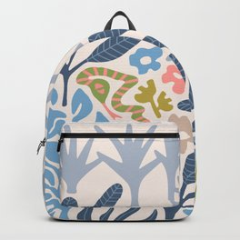 SNAKE IN THE GRASS-1 Backpack