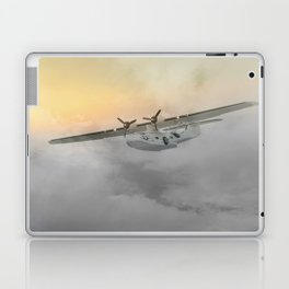 """Flying boat"" Laptop & iPad Skin"