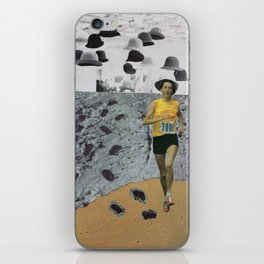Particle iPhone Skin