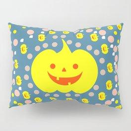 Halloween pumpkin pattern II Pillow Sham