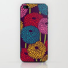 Full of Chrysanth iPhone & iPod Skin