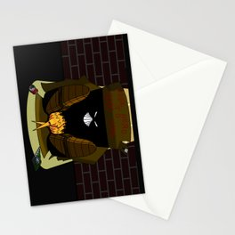The Maxx: Free Hero to Good Home  Stationery Cards