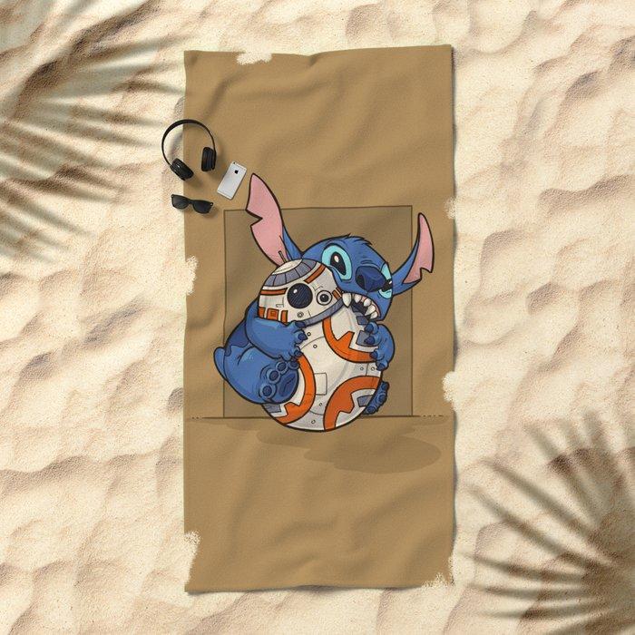 Chew Toy Beach Towel