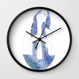 Ianassa Wall Clock