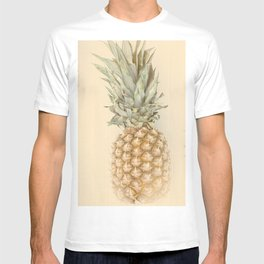 Pineapples On A Vintage Mood #decor #society6 T-shirt