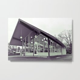 House of Donuts Metal Print