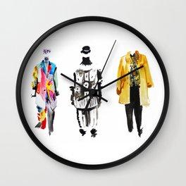 F A S H I O N  Wall Clock