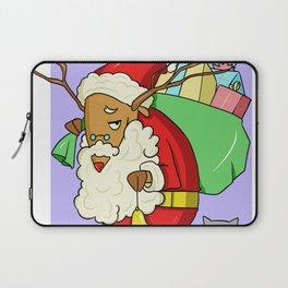 Santa Laptop Sleeve