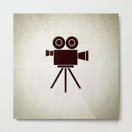 Filmography Metal Print