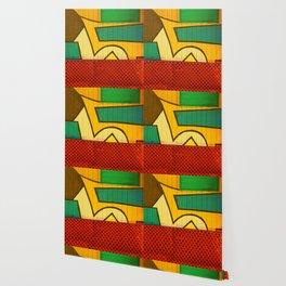 Jamaican Wall Wallpaper