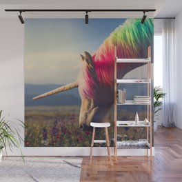 Daydreaming Wall Mural