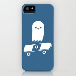 Skate Ghost iPhone Case
