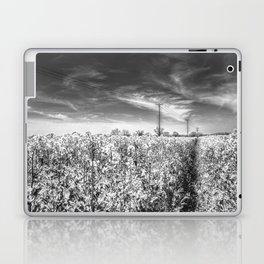 The Summer  English Field Infared Laptop & iPad Skin