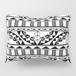 Polynesian Tribal Pillow Sham