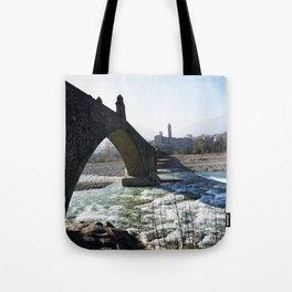 The Bridge - Italy Tote Bag