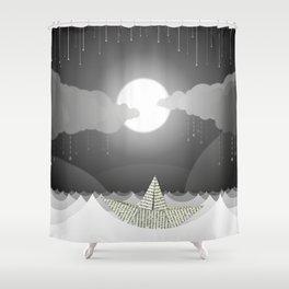 Dream Sea Shower Curtain