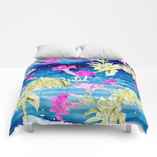 Floral Dream Comforters