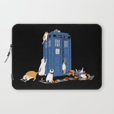 Who Cats Laptop Sleeve