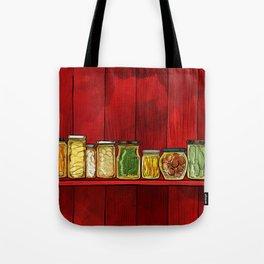 Pickling Tote Bag