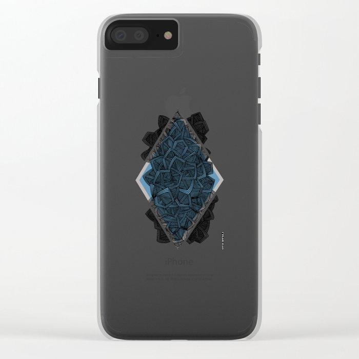 - artefact - Clear iPhone Case