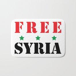 FREE SYRIA Bath Mat