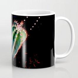 Night Cactus Coffee Mug