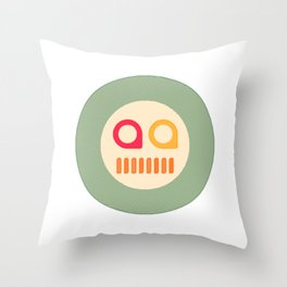 Your Robot Assistant Throw Pillow