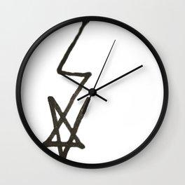 MISANDRCULT simple Wall Clock