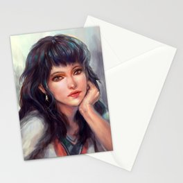 Thinking of a song... Stationery Cards