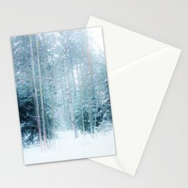 Fabulous forest Stationery Cards