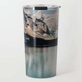 Moraine Lake Morning Travel Mug