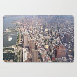 Tiny City - New York City Cutting Board