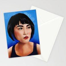 Mako Mori (v2) Stationery Cards
