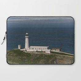 South Stack Lighthouse Laptop Sleeve